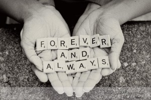 Forever & Always by SCM Photography